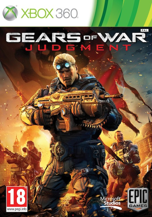 Download Gears Of War Judgment Xbox360 Game