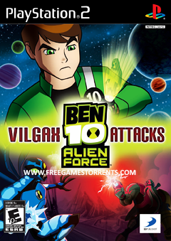 Download Ben 10 Alien Force Vilgax Attacks Ps2 joc torent